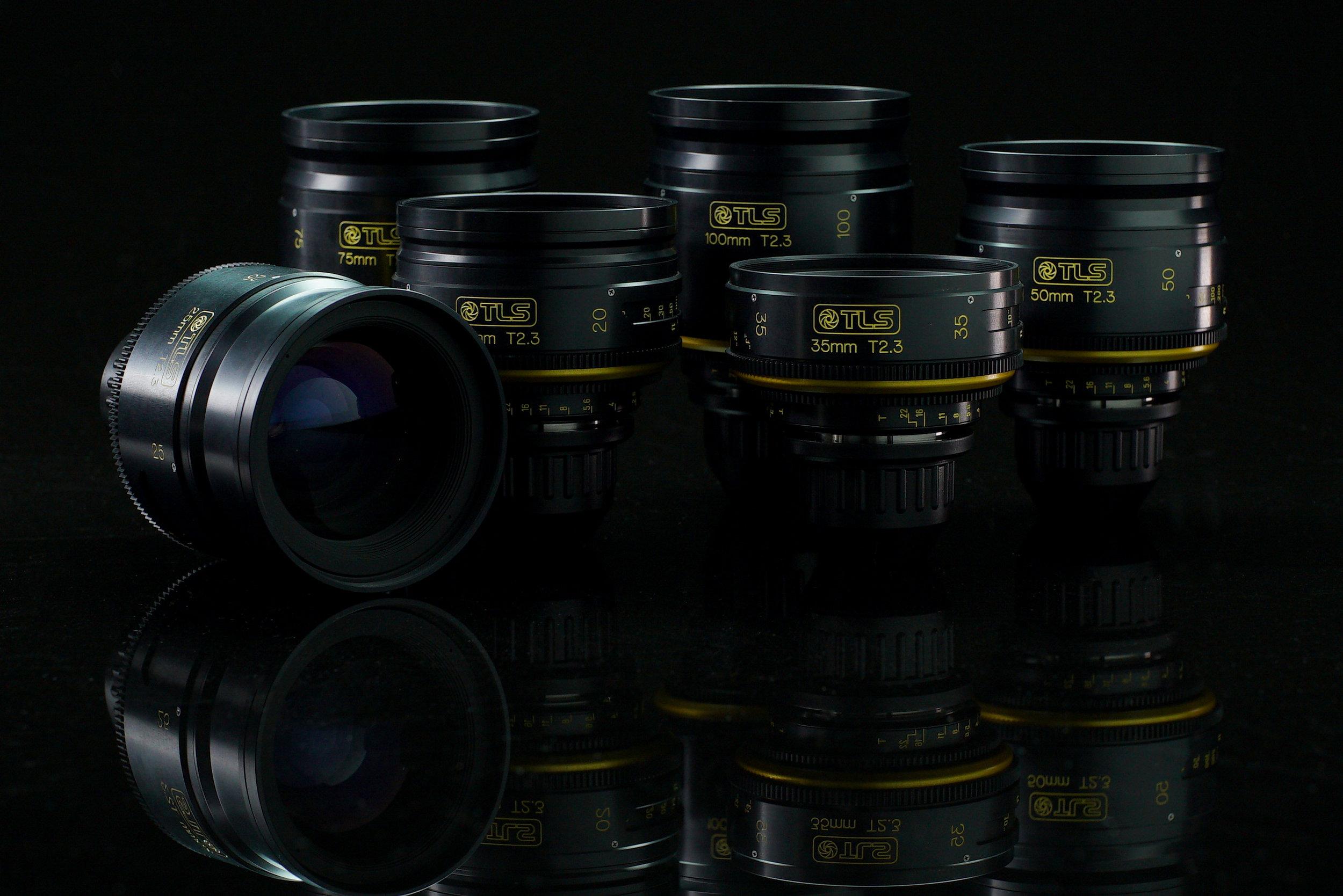 Rent Bausch & Lomb Super Baltar TLS Lenses Los Angeles