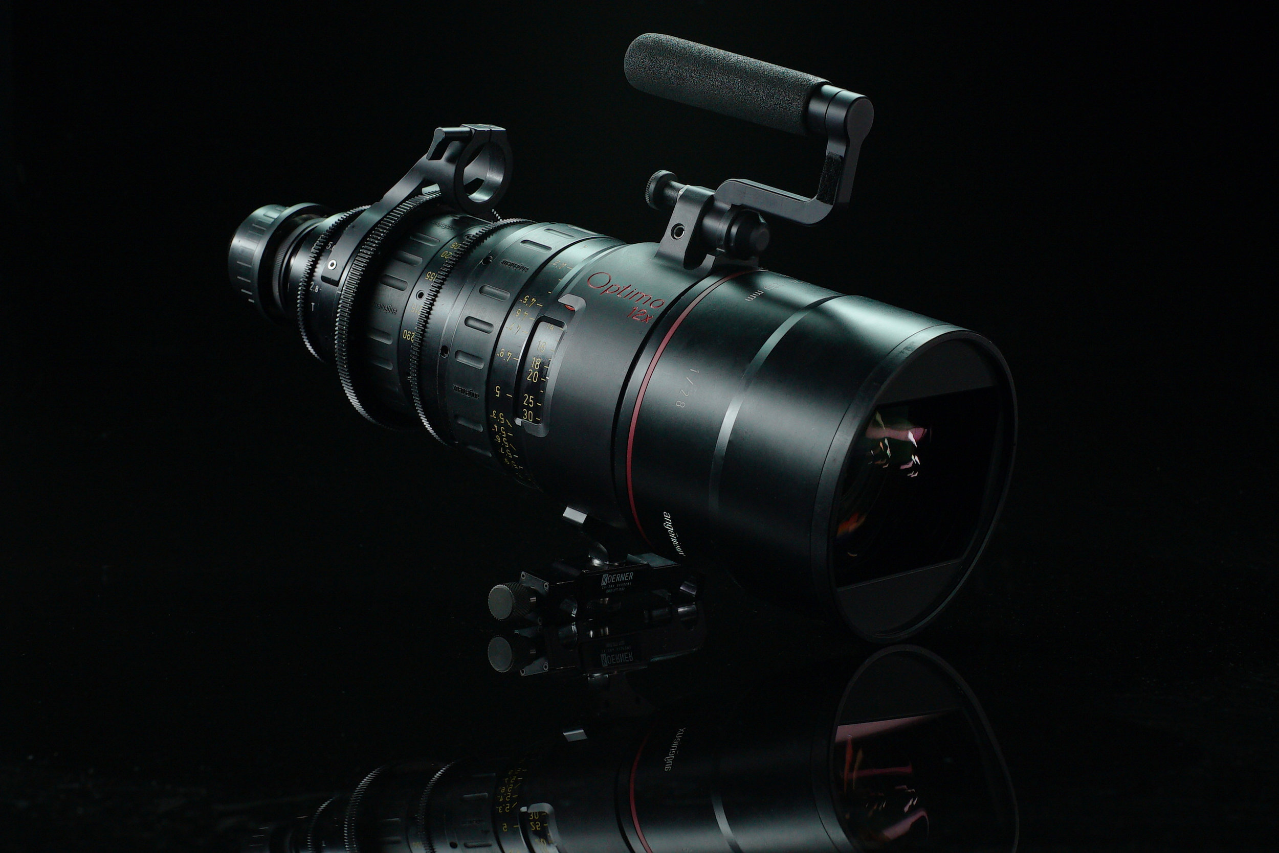 Rent Angenieux Optimo 24-290mm Zoom Los Angeles