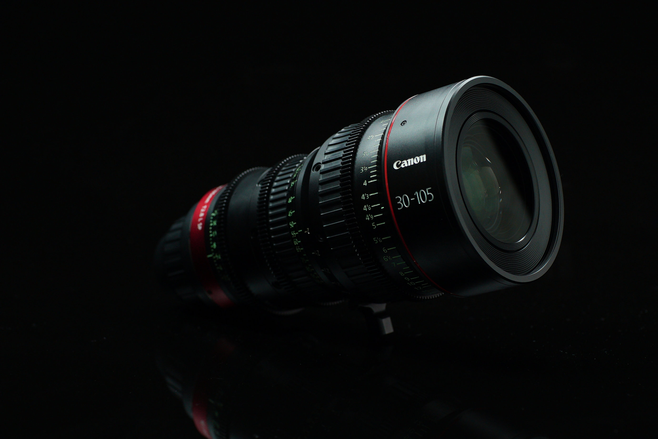 Rent Canon CN-E 30-105mm Zoom Los Angeles