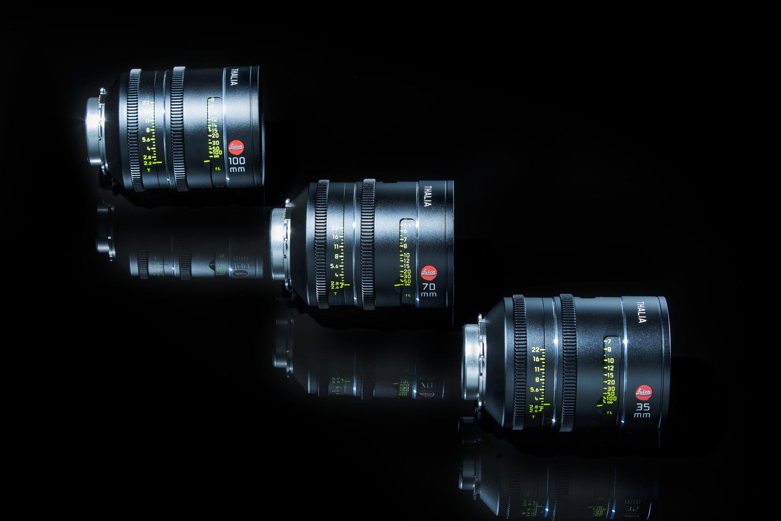 Rent Leica Thalia Lenses Los Angeles