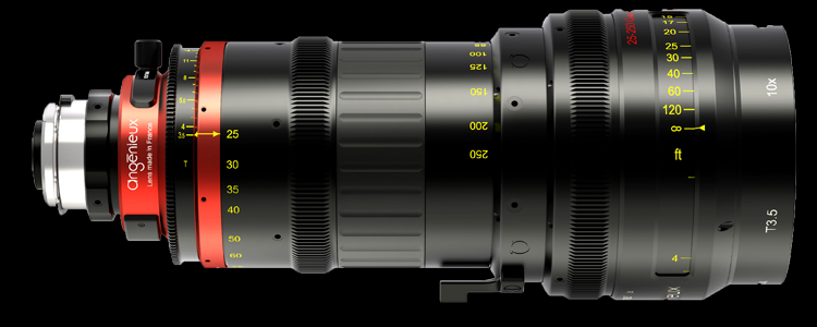 Rent Angenieux Optimo Style 25-250mm Zoom Lens Los Angeles