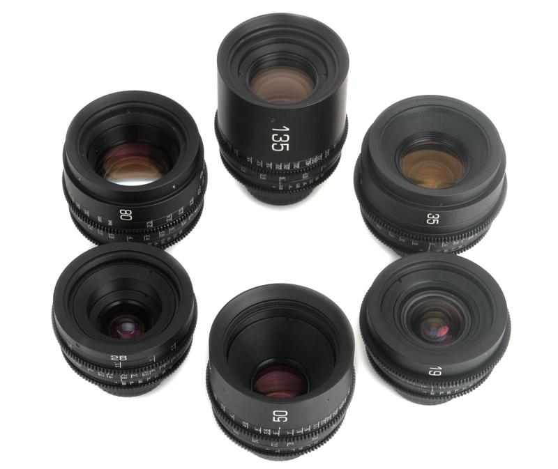 Rent Leica R Rehoused Lenses Los Angeles