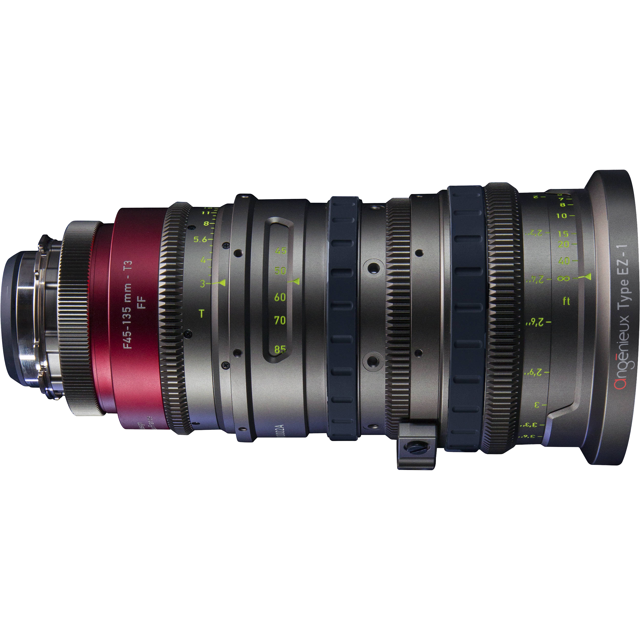 Rent Angenieux Optimo Style EZ-1 30-90mm Zoom Lens Los Angeles