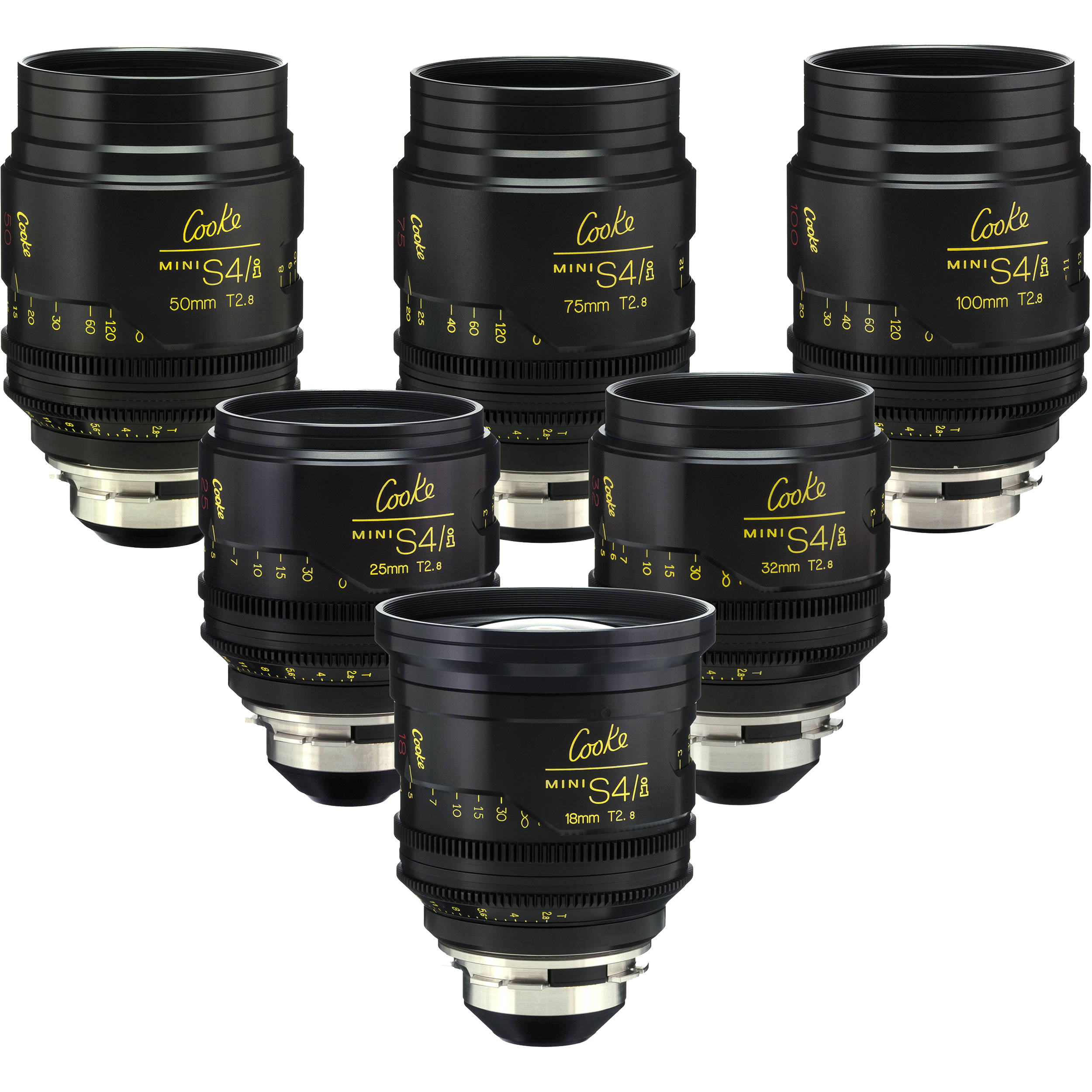 Rent Cooke S4i Mini Lenses Los Angeles