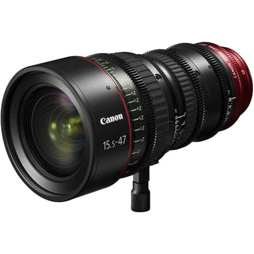 Rent Canon Cinema Zoom CN-E 15.5-47 Lens Los Angeles
