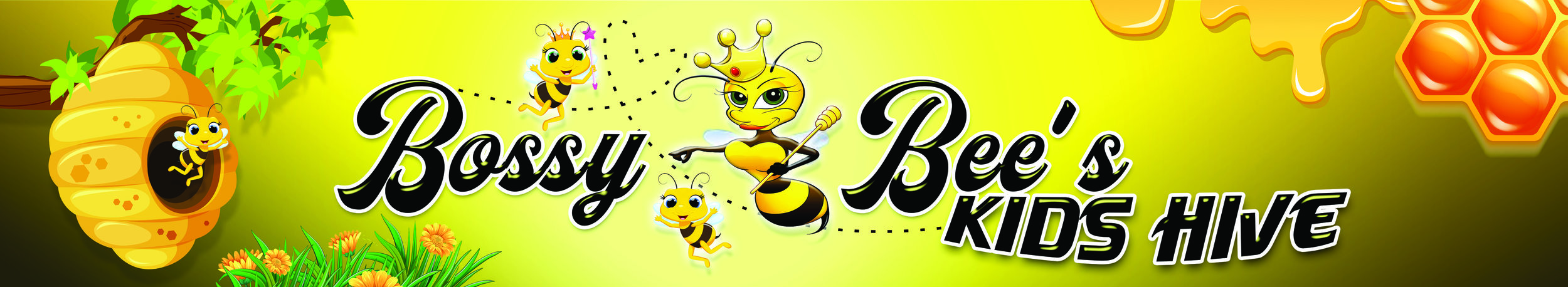 Bossy Bee's Kids Hive  N3, N4 Main St.  323-308-5363  marthavalencia8888@gmail.com