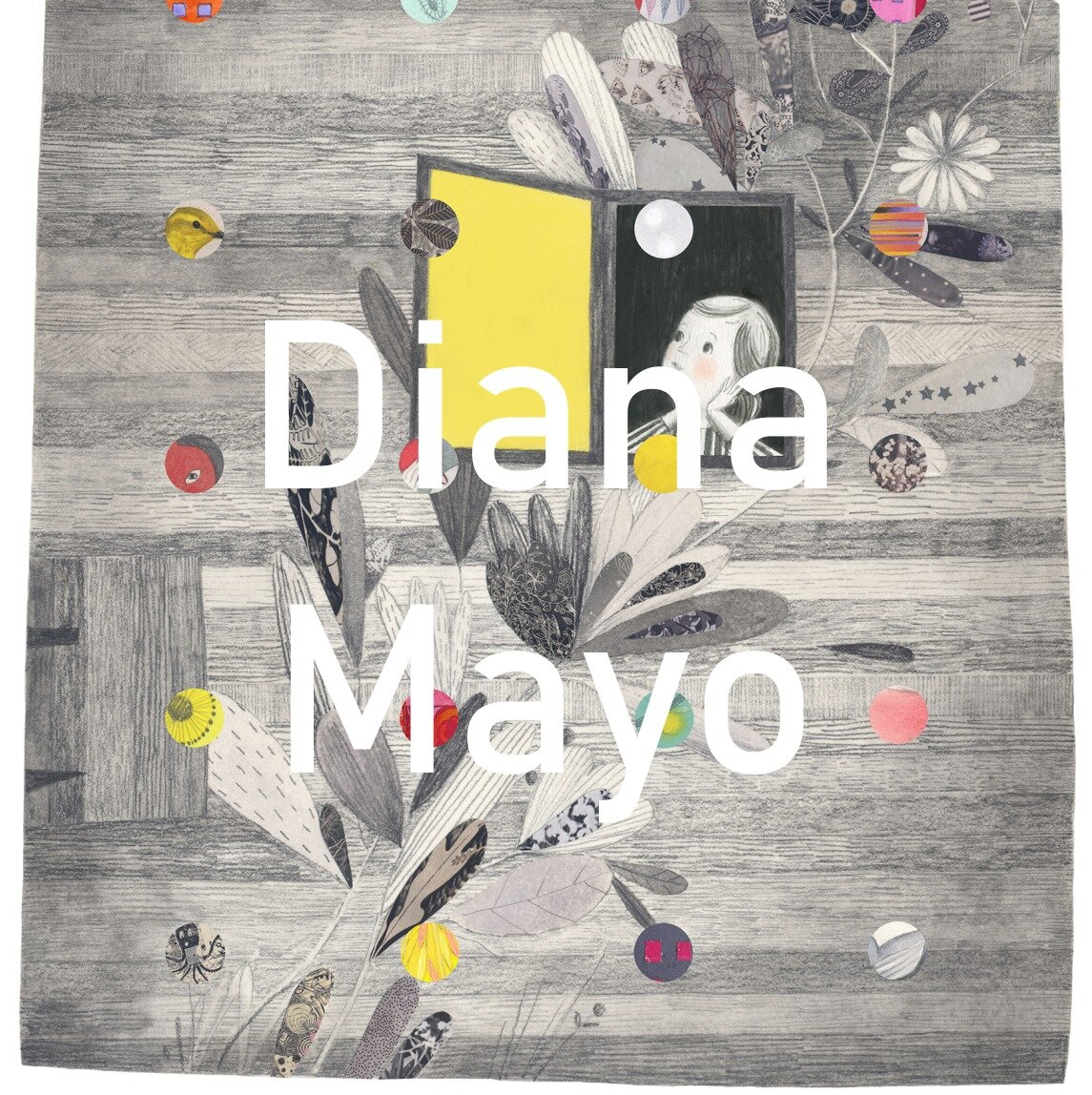 Detail of Diana Mayo's calendar page