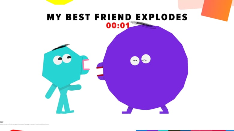 MY BEST FRIEND EXPLODES |  Will Anderson, Ainslie Henderson