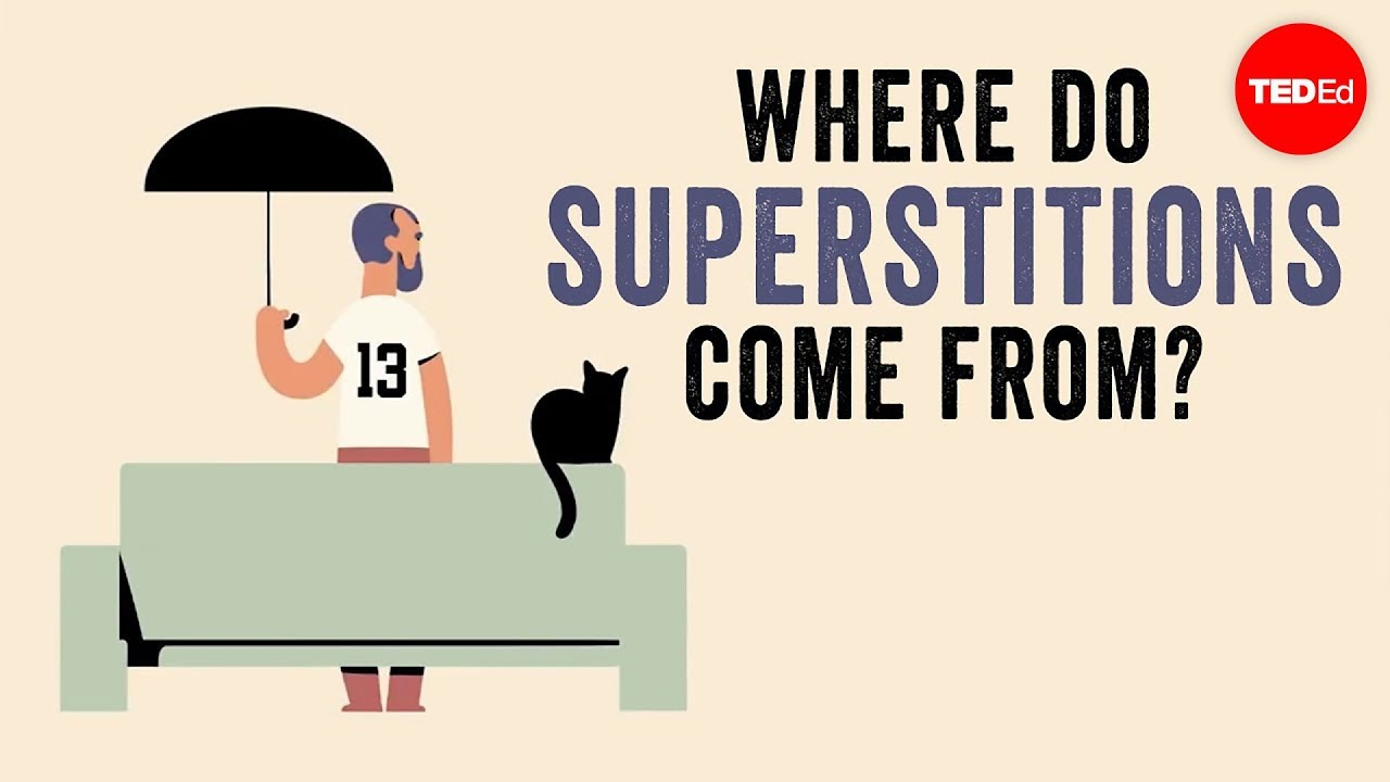 WHERE DO SUPERSTITIONS COME FROM?  | Biljana Labovic