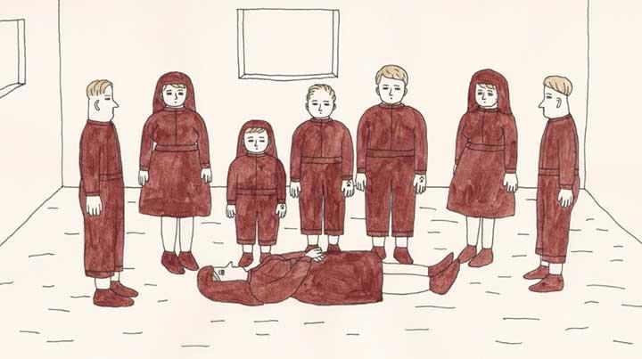 RABBIT'S BLOOD  | Sarina Nihei