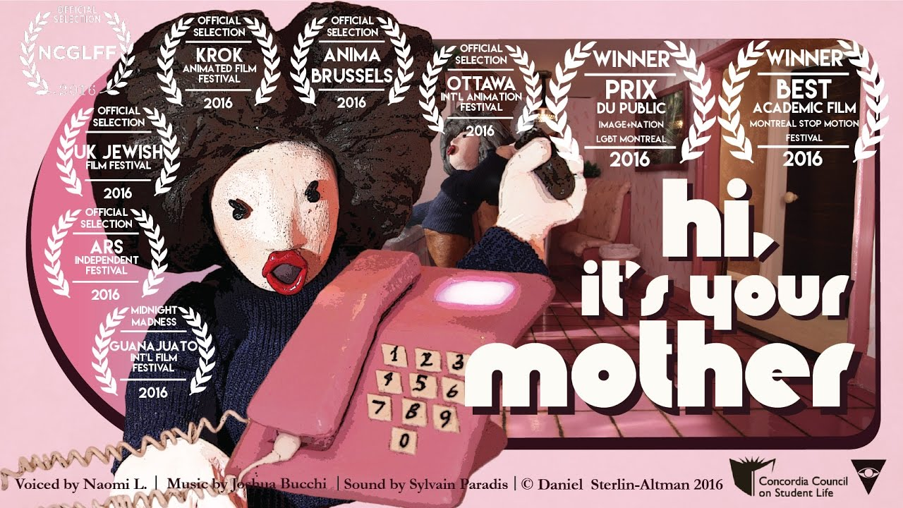 Hi, IT'S YOUR MOTHER  | Daniel Sterlin-Altman