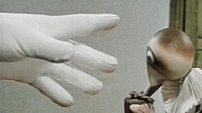 THE HAND  | Jiri Trnka