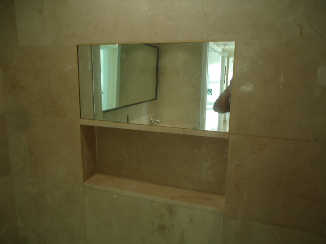 Custom Made Shower Wall Box