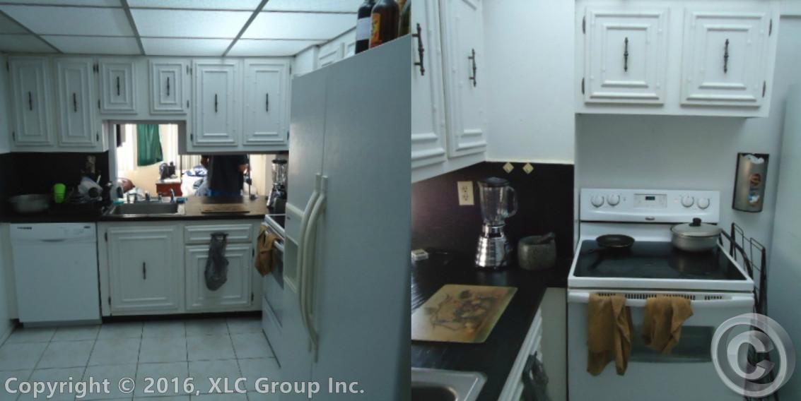 Kitchen Remodel 1, Pre-remodel