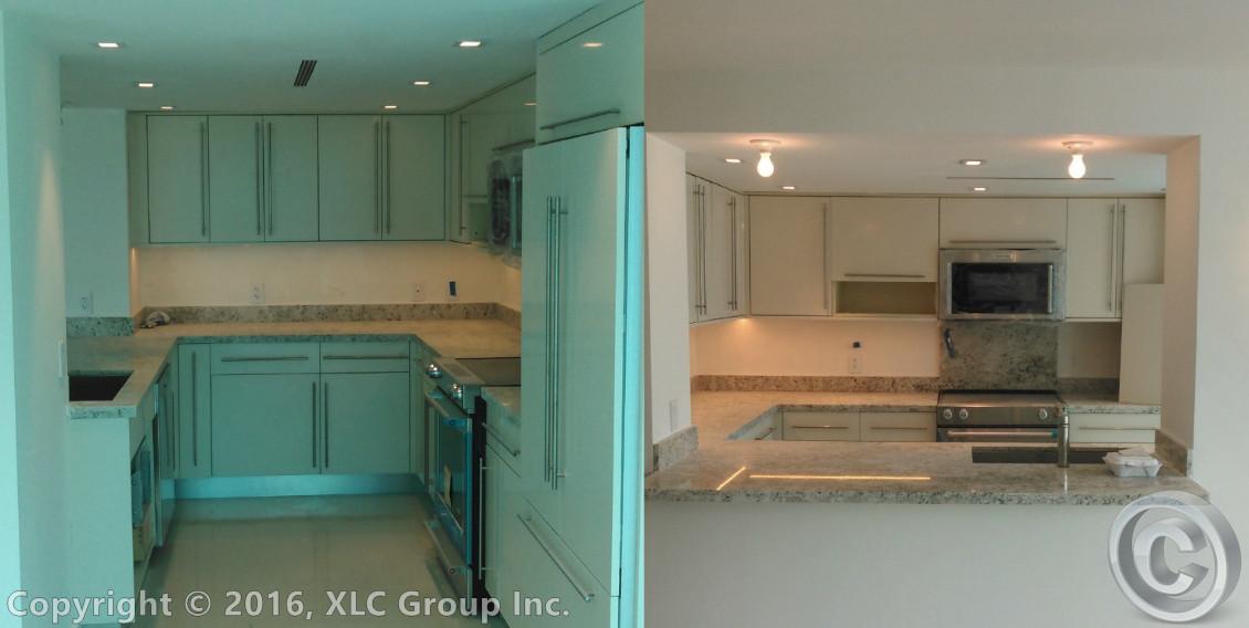 Kitchen Remodel 1, Post-remodel
