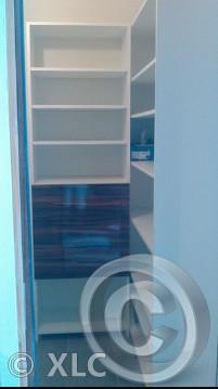 Custom Shelf Safe Enclosure