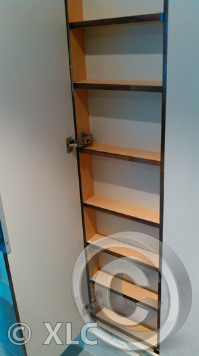 Custom 5' Medicine Cabinet