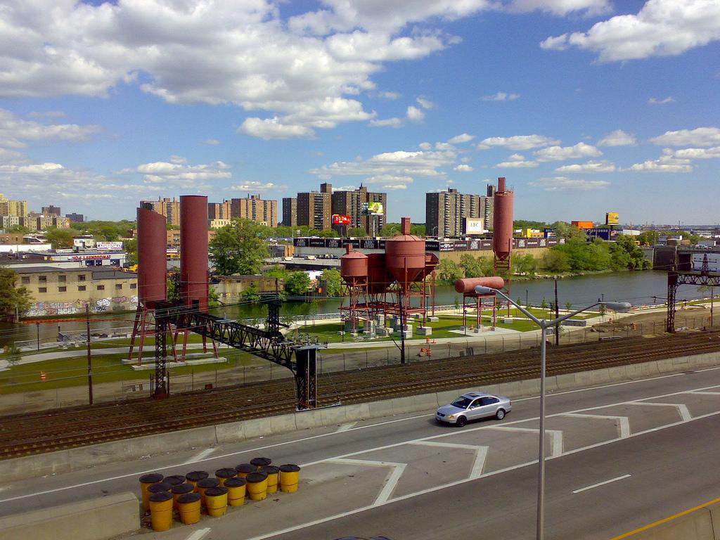 The Sheridan Expressway