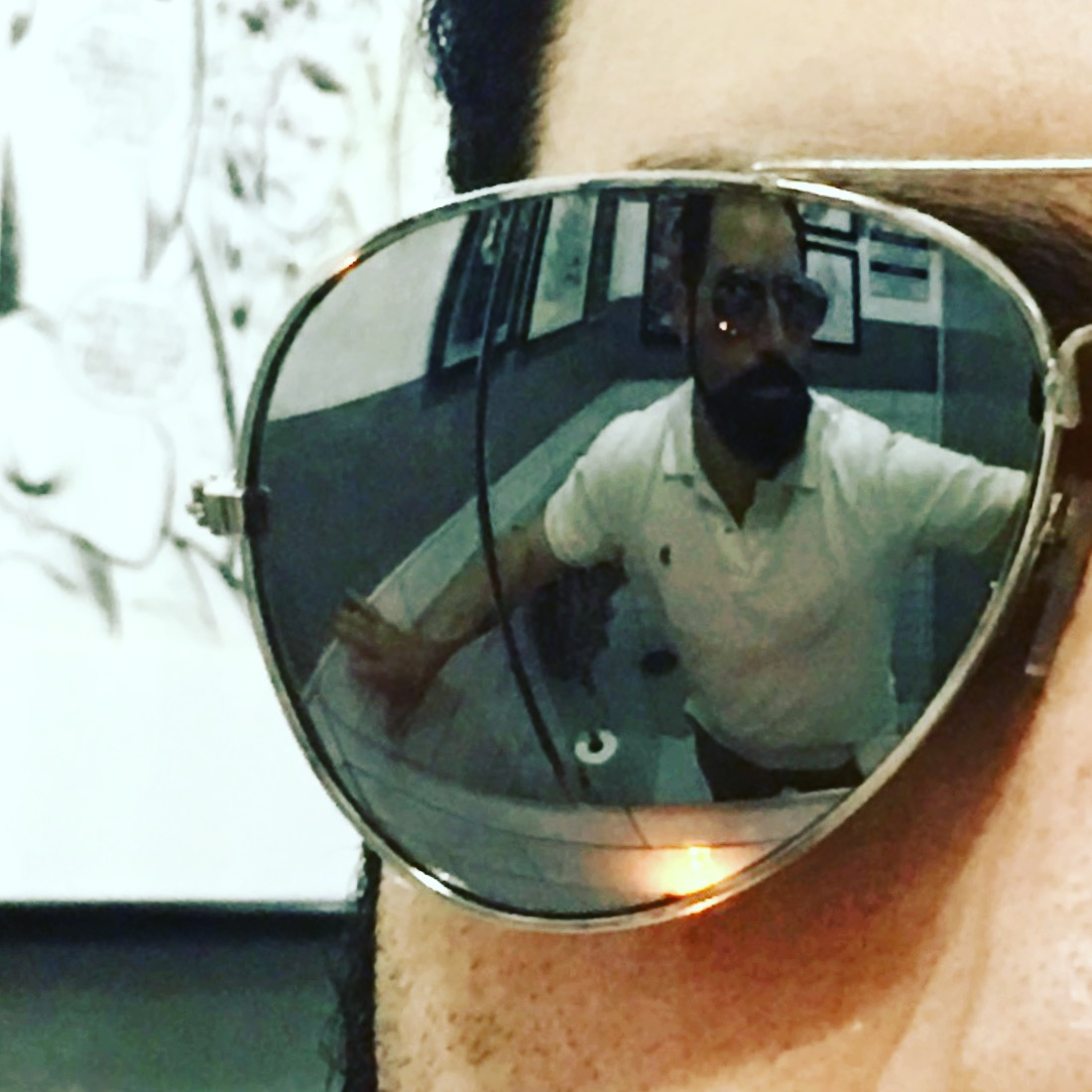 This is art. -