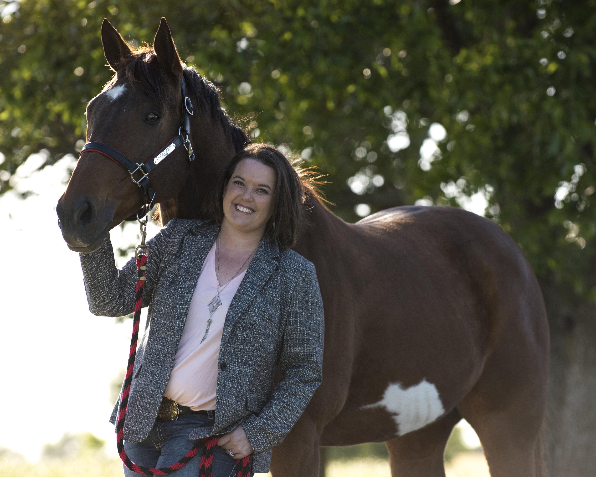 Photo Credit: Rachel Florman/Paint Horse Journal