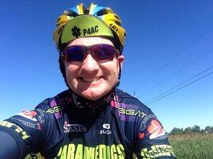 Chris McPhee , Team Captain   10-year rider, Platinum Ambassador  Paramedic, Toronto EMS