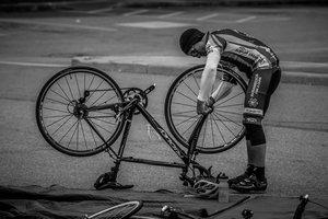 Niall Laamanen , Event Coordinator   5-year rider  Paramedic, Toronto EMS