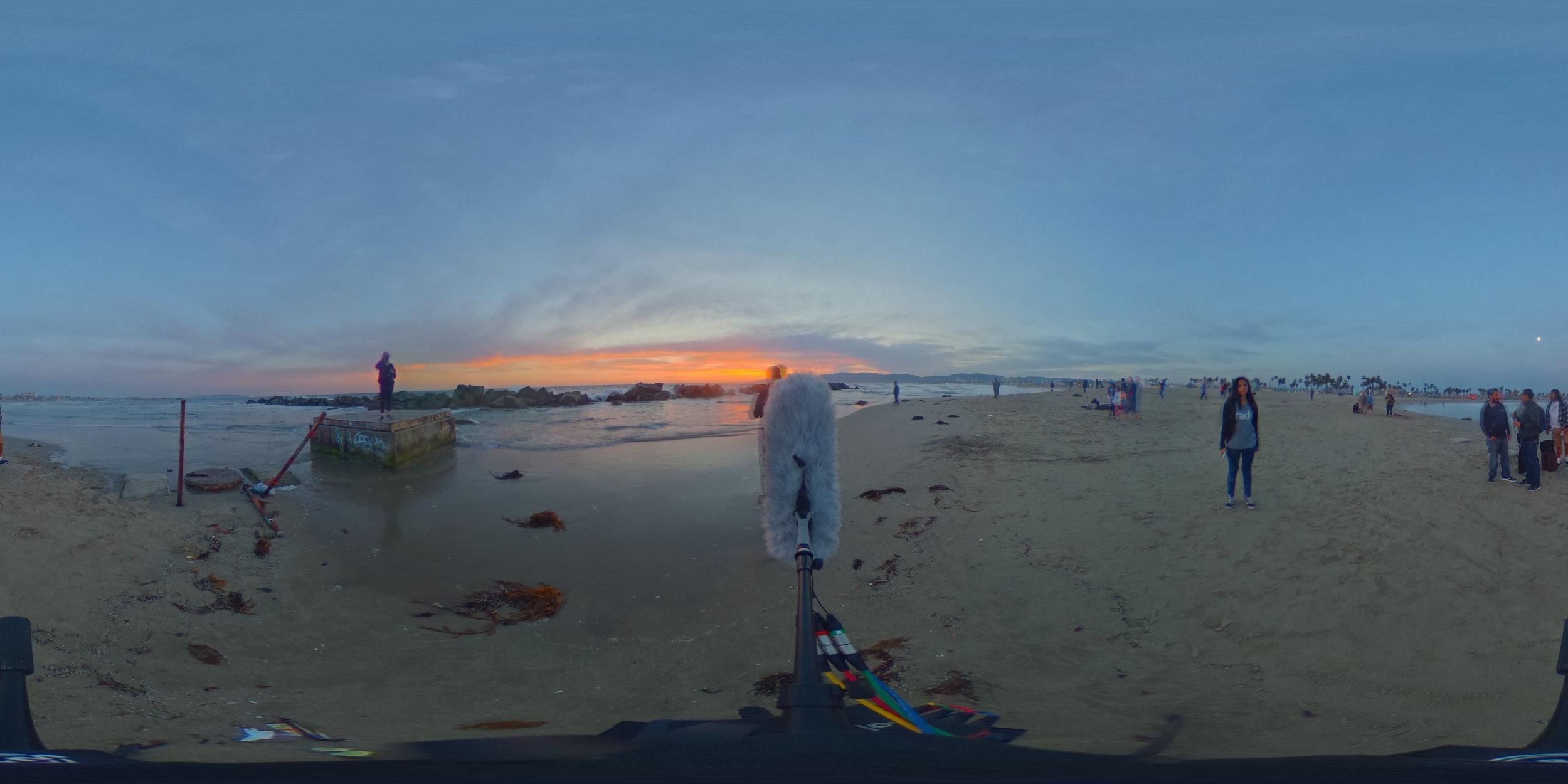 EXT_Sunset_Beach_SporadicGroupWalla_CloseWaves_WavesCrashingOnRocksMediumDistance_JPEG.JPG