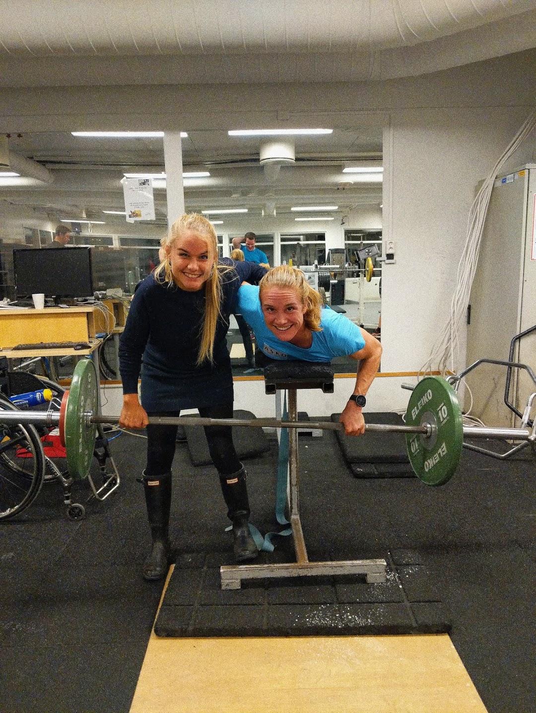Birgit Skarstein Yrja Power Ladies