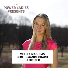 Melina Magulas på besøk hos Power Ladies og Moderne Media