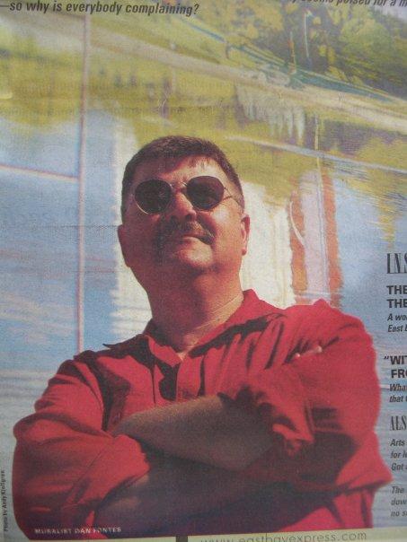 Photo by Andy Kjellgren, Eastbay Express Oct. 20, 2000