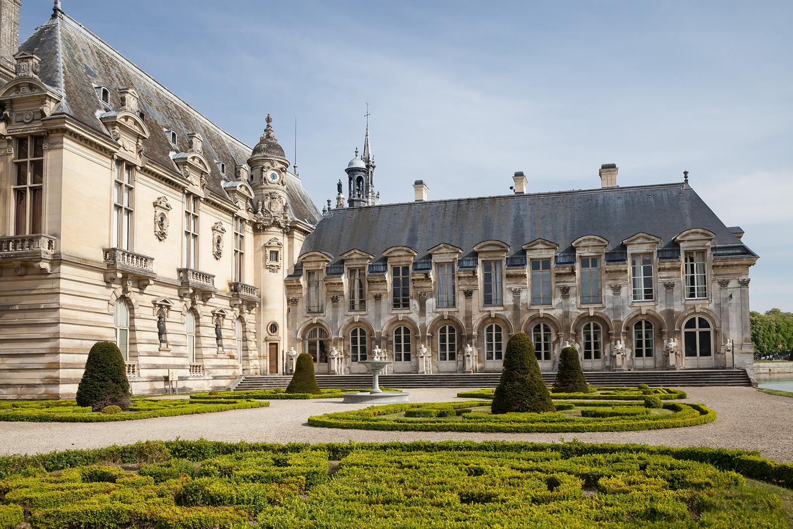 Domaine de Chantilly. Garden.jpg