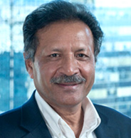 Satish Jindal, PhD, Chairman and Manager