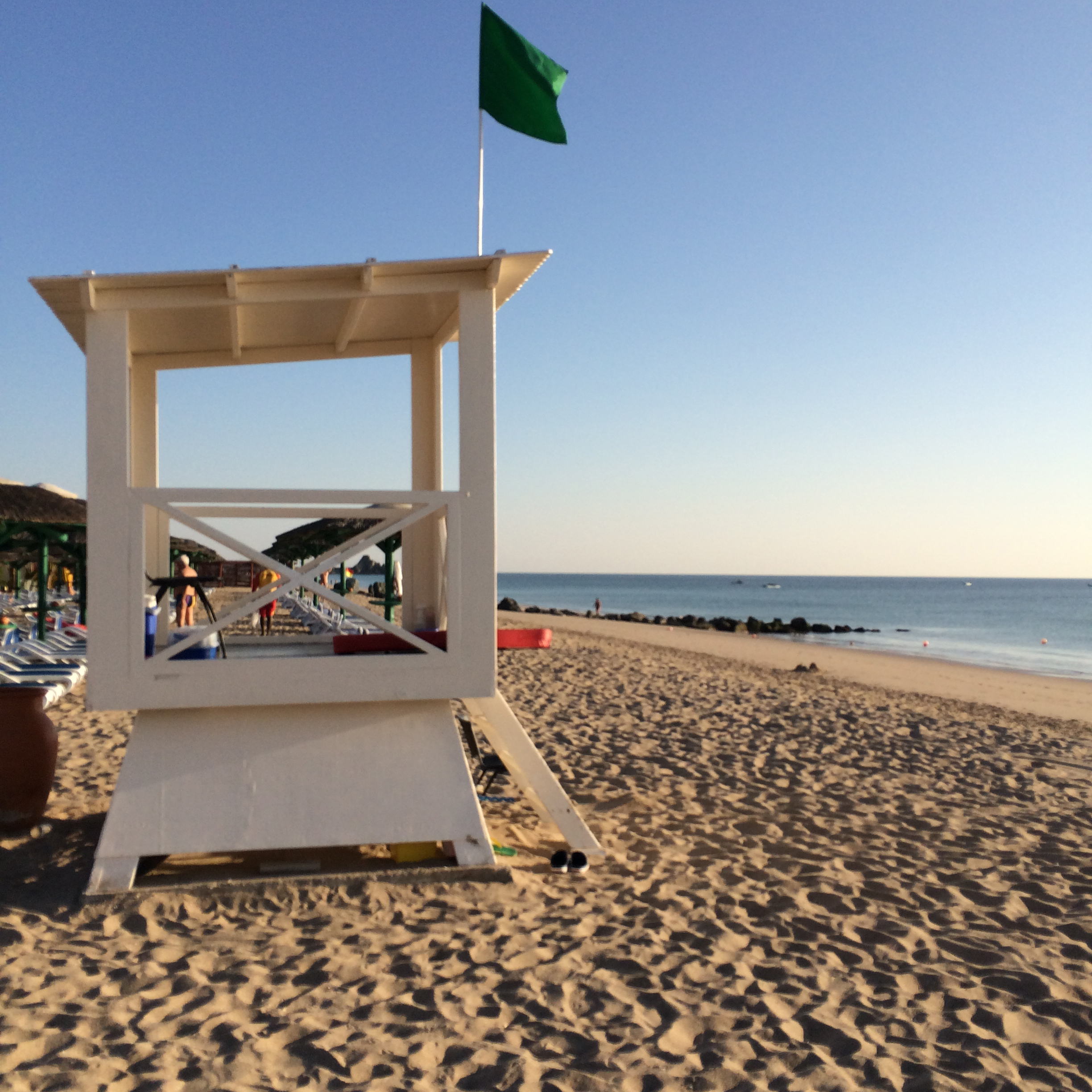 We wished we could have spent more time at this beach at the Rotana Resort in  Fujairah, United Arab Emirates