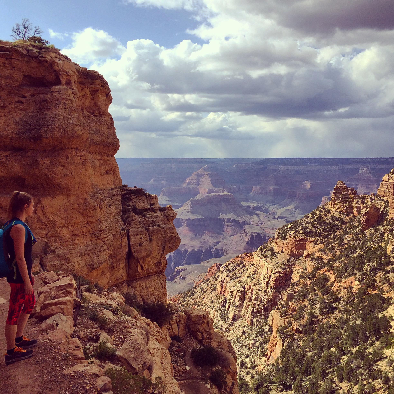 South Kaibob Trail at the Grand Canyon