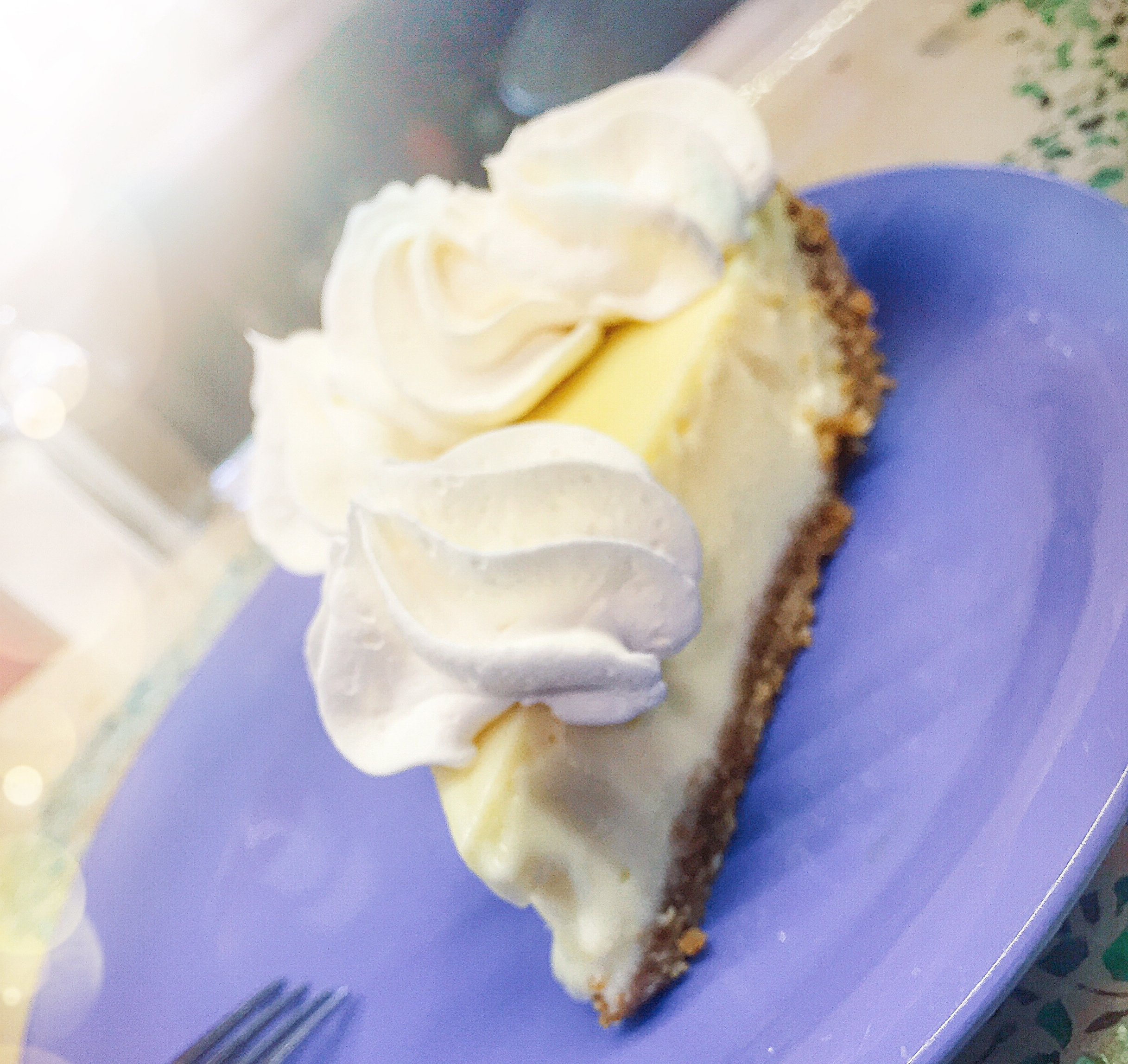 Key Lime Pie at Mrs. Macs Kitchen - Key Largo