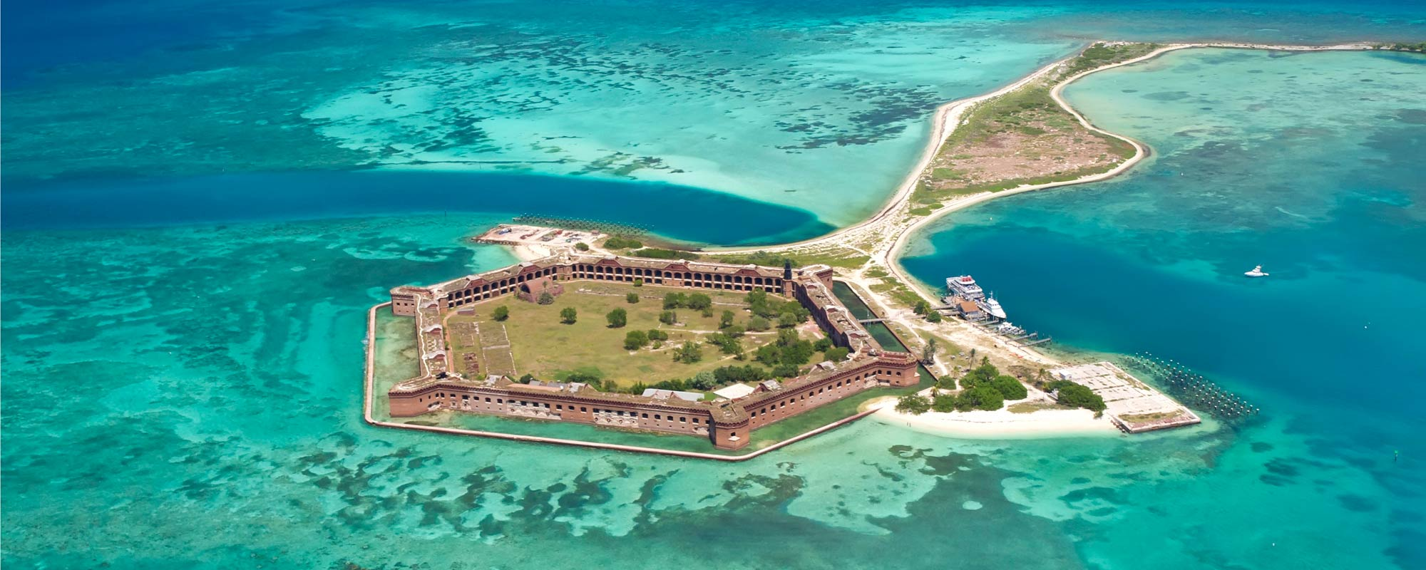 Go Exploring Travel - Dry Tortugas National Park