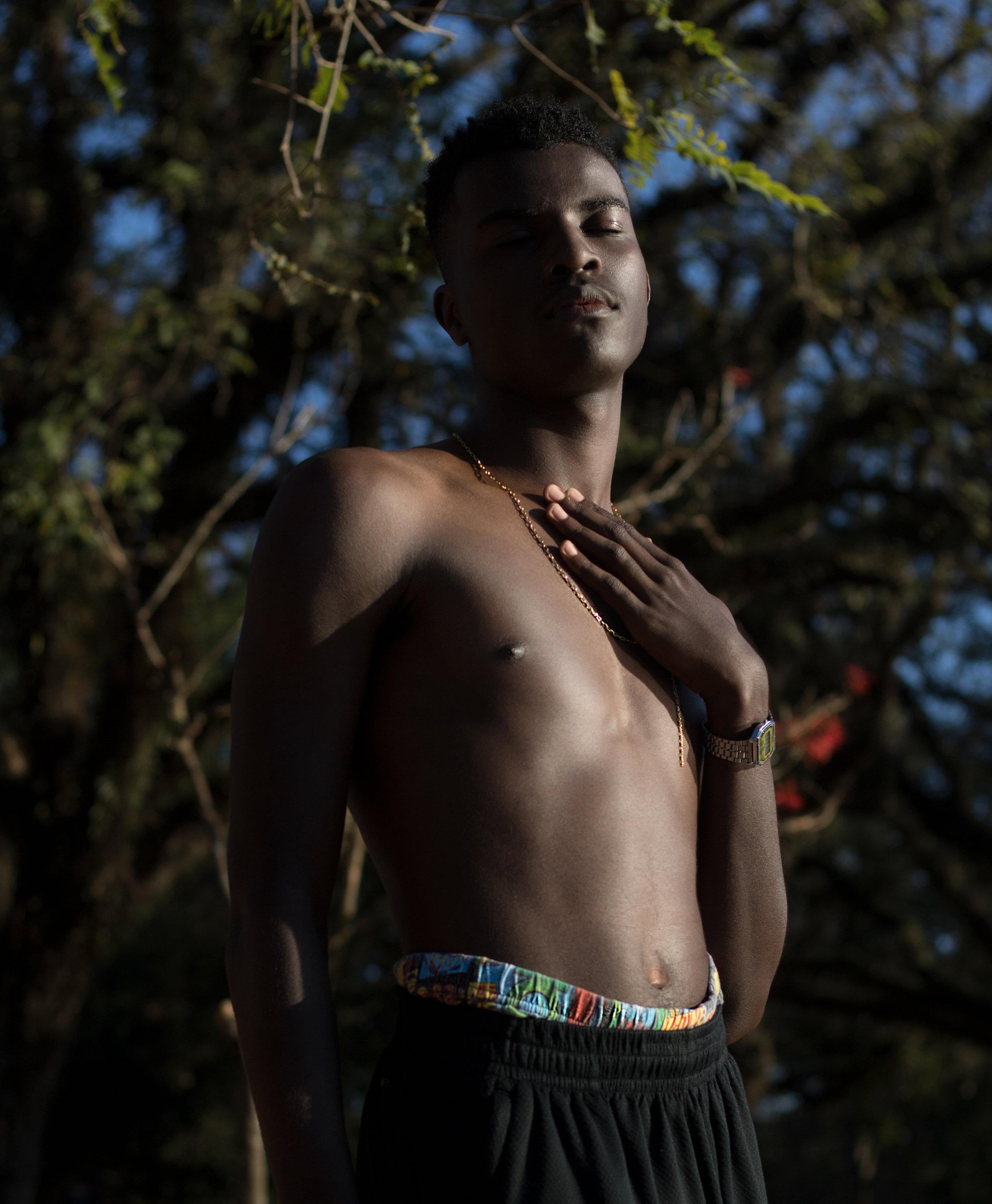 Model: Pedro Augusto