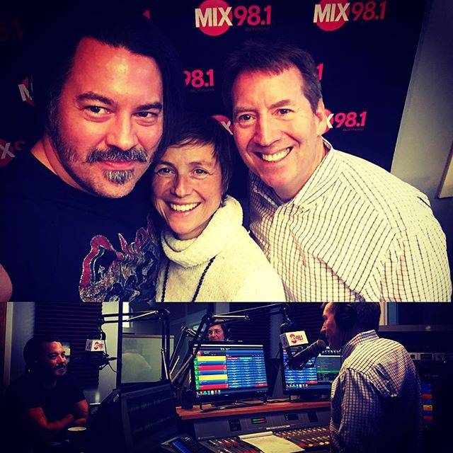 Nothing says #operock like talking #donizetti at a rock radio station! Listen to our Artistic Director @bravoccrider on mix981richmond.radio.com @ 6:10A and 8:10A on 2/20,21,22 for clips from a fun interview in which he discusses @virginia_opera's upcoming #elixiroflove #queen #bohemianrhapsody @ramimalek #theoscars @ukoperatheatre @murraystateuniv and OSSIFICATION OF LARYNGEAL CARTILEDGES, among other topics!