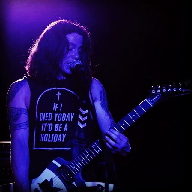 We are delighted to welcome the frontman of @forthrightband Nick Bulger @nick_bulger7 to our performance roster. Get APR 27 REMOVE THE VEIL! tickets @ thetapestry.eventbrite.com to hear Nick #guitarshredding through #richardwagner #rideofthevalkyries and pealing out some @dennisdeyoung lead vocals on @styxtheband #grandillusion #together in the same concert! Welcome to the family, Nick! #TapFam 📸: Taylor Goebel @communityartsfoundation