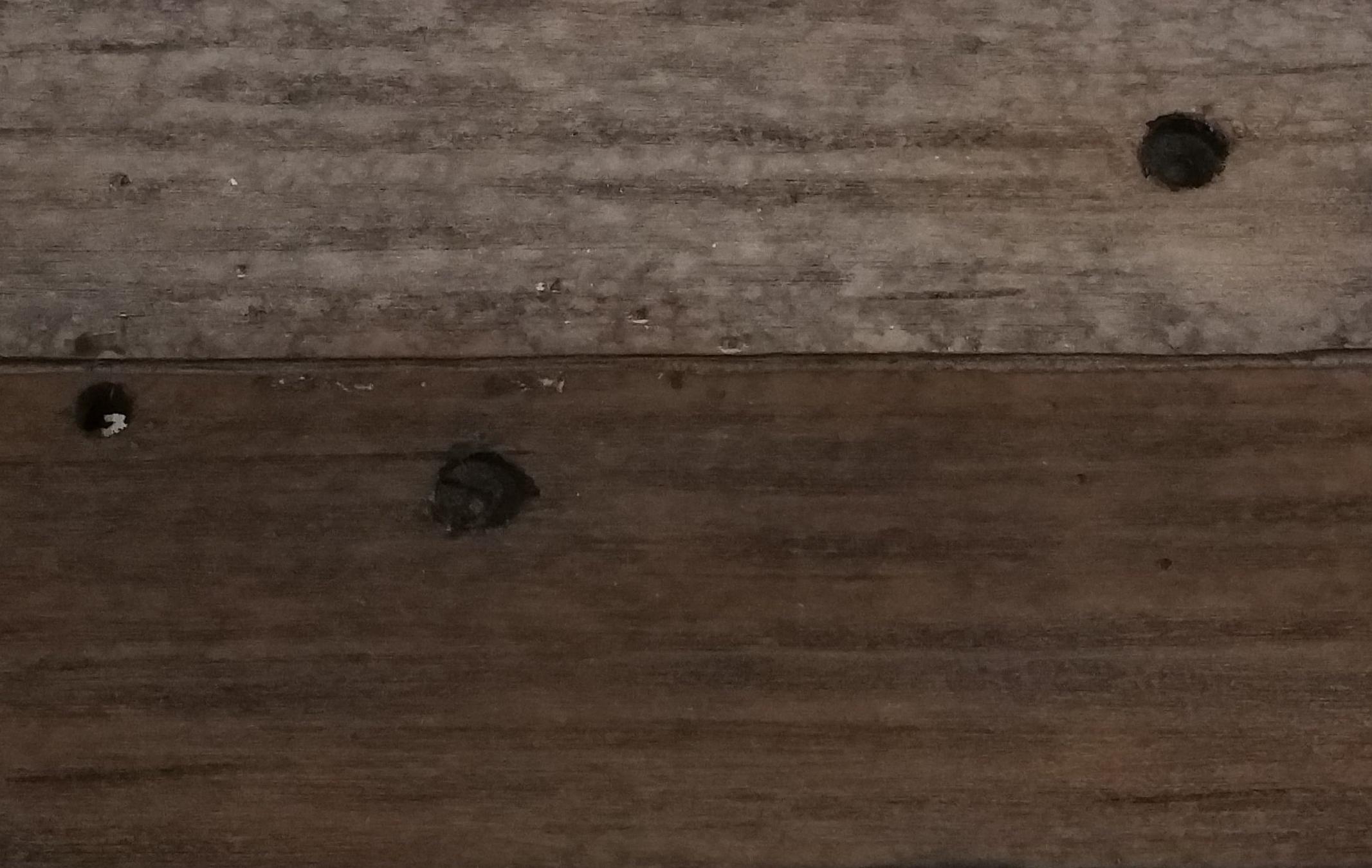 Alphabet Wood