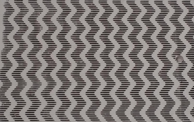 Herringbone Screen Print