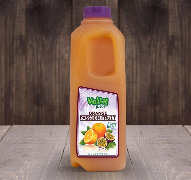 Copy of ORANGE PASSION FRUIT