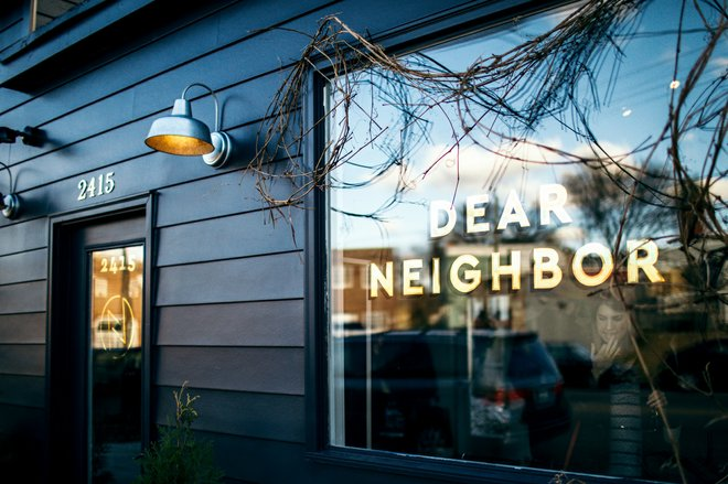 Good Neighbors, a local business spotlight for Virginia Living Magazine
