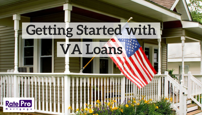 Getting Started with VA Loans