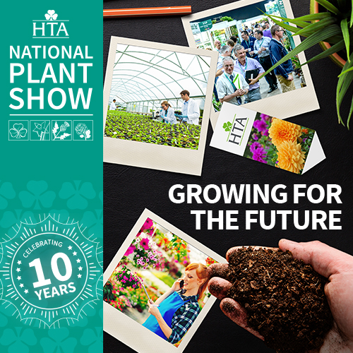 Horticultural Trades Association (HTA)   Branding and advertising for the National Plant and Nursery Supply shows