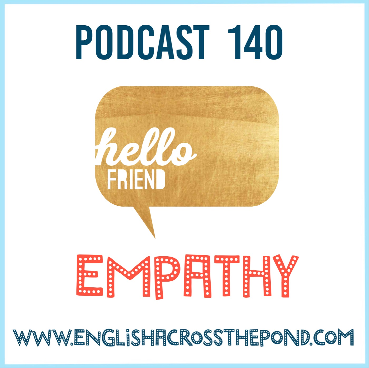 The Empathy Gap And How To Fill It >> 140 Empathy English Across The Pond