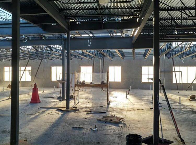 BLPA Interior Construction