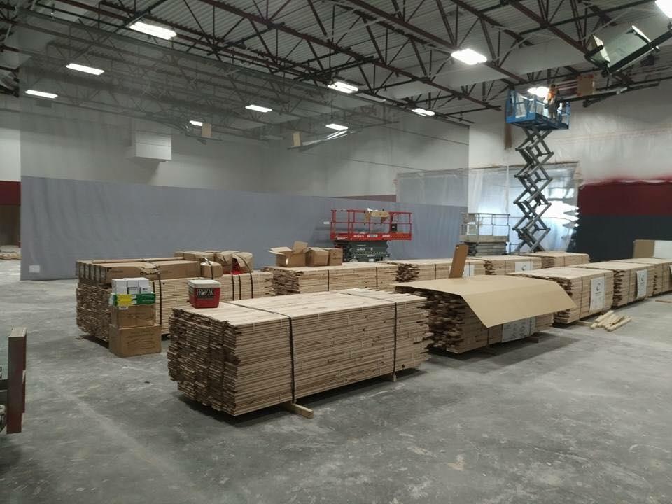 BLPA Wood for Gym Floors