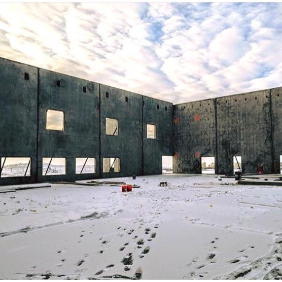 BLPA Concrete Walls
