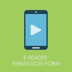 e-reader permission form
